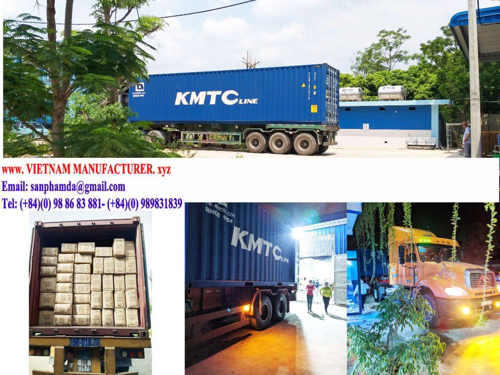 Công ty sản xuất balo xuất khẩu Hoàng Ngân